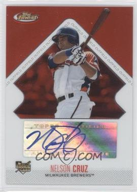 2006 Topps Finest #153 - Nelson Cruz