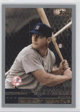 2006 Topps Mickey Mantle Collection #7 - Mickey Mantle