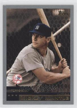 2006 Topps Mickey Mantle Collection #MM2000 - Mickey Mantle