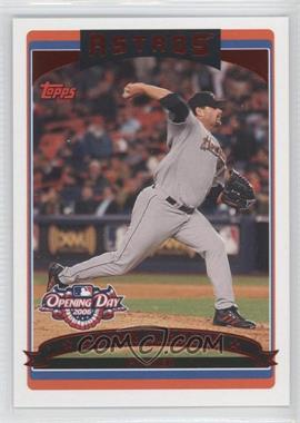 2006 Topps Opening Day Red Foil #84 - Roger Clemens /2006