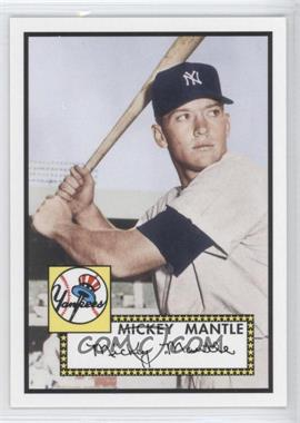 2006 Topps Rookie of the Week - Card Shop Promotion [Base] #1 - Mickey Mantle