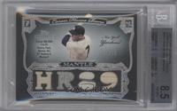 Mickey Mantle /10 [BGS 8.5]