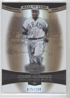 2006 Topps Triple Threads - [Base] - Sepia #2 - Josh Gibson /150