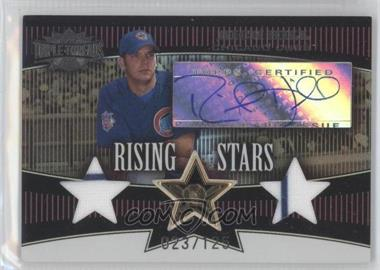 2006 Topps Triple Threads Sepia #113 - Rich Hill /125