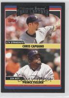 Chris Capuano, Prince Fielder /55
