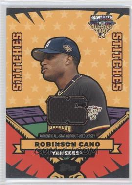 2006 Topps Updates & Highlights All-Star Stitches #AS-RC - Robinson Cano