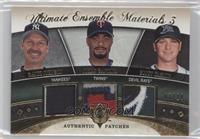 Randy Johnson, Scott Kazmir /20