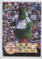 Philadelphia Phillies Team, Phillie Phanatic