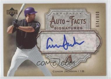 2006 Upper Deck Artifacts [???] #AF-CJ - Conor Jackson /800