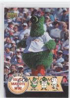 Philadelphia Phillies Team, Phillie Phanatic