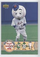 New York Mets Team, Mr. Met