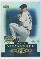 Justin Verlander /450