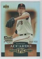Jeremy Accardo /450