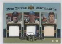 Wade Boggs, Paul Molitor, Wandy Borges, Paul Moviel /99