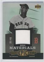 Ted Williams /40