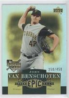 John Van Benschoten /450