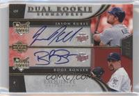 Jason Kubel, Boof Bonser /30