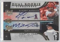 Kendrys Morales, Mike Jacobs /30