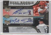 Kendrys Morales, Mike Jacobs