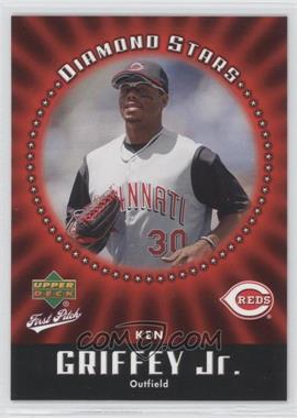 2006 Upper Deck First Pitch Diamond Stars #DS-10 - Ken Griffey Jr.