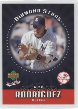 2006 Upper Deck First Pitch Diamond Stars #DS-22 - Alex Rodriguez