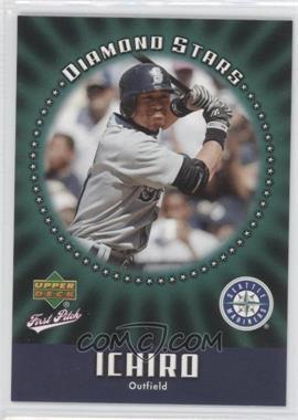 2006 Upper Deck First Pitch Diamond Stars #DS-29 - Ichiro Suzuki