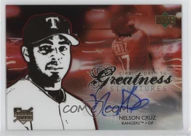 2006 Upper Deck Future Stars - [Base] #101 - Nelson Cruz