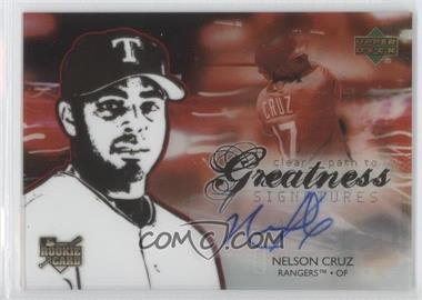 2006 Upper Deck Future Stars #101 - Nelson Cruz