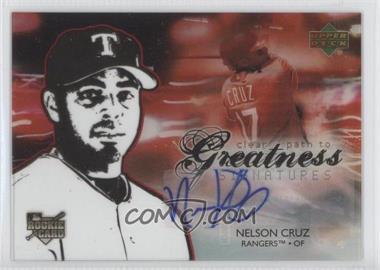 2006 Upper Deck Future Stars #101 - Nelson Cruz