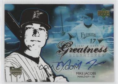 2006 Upper Deck Future Stars #127 - Mike Jacobs