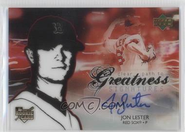 2006 Upper Deck Future Stars #147 - Jon Lester