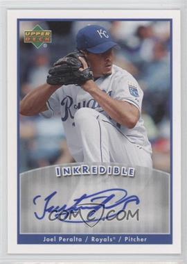 2006 Upper Deck Inkredible #I-PE - Joel Peralta