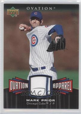 2006 Upper Deck Ovation [???] #OA-MP - Mark Prior