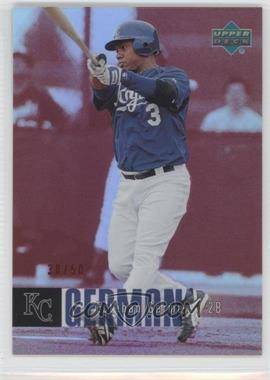 2006 Upper Deck Special F/X Red #643 - Esteban German /50