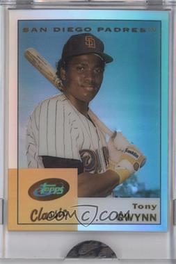 2006 eTopps Classic #67 - Tony Gwynn