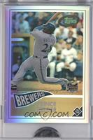 Prince Fielder /999 [ENCASED]