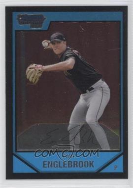2007 Bowman Chrome - Prospects #BC104 - Evan Englebrook