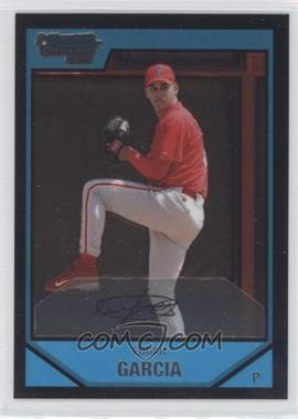 2007 Bowman Chrome - Prospects #BC48 - Edgar Garcia