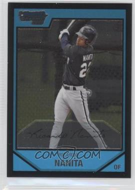 2007 Bowman Chrome - Prospects #BC82 - Ricardo Nanita