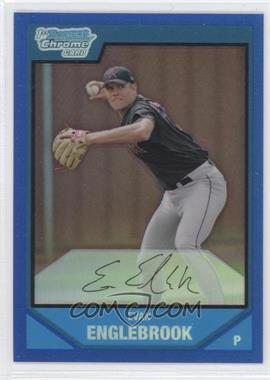 2007 Bowman Chrome Prospects Blue Refractor #BC104 - [Missing] /150