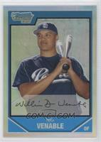 Will Venable /500