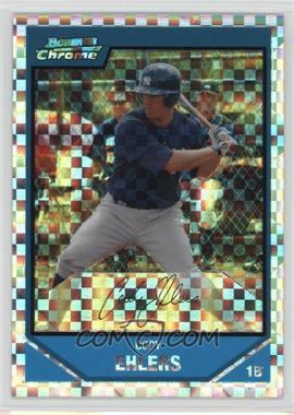 2007 Bowman Chrome Prospects X-Fractor #BC158 - Cody Ehlers /250
