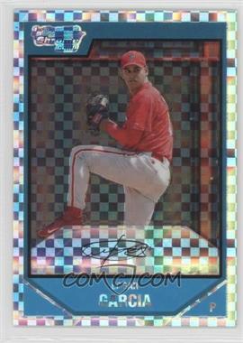 2007 Bowman Chrome Prospects X-Fractor #BC48 - Edgar Garcia /275
