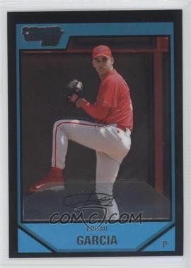 2007 Bowman Chrome Prospects #BC48 - Edgar Garcia