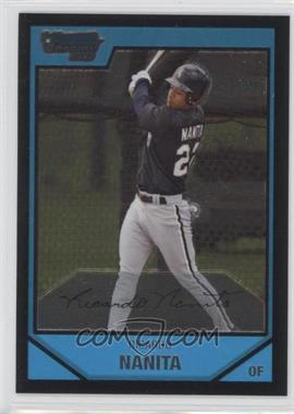 2007 Bowman Chrome Prospects #BC82 - Ricardo Nanita