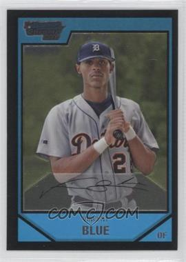 2007 Bowman Chrome Prospects #BC96 - Vincent Blue