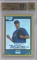 Prospects - Michael Main /50 [BGS 9.5]