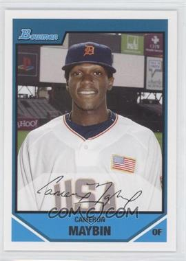 2007 Bowman Draft Picks & Prospects Future's Game Prospects #BDPP107 - Cameron Maybin