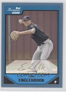 2007 Bowman Prospects Blue #BP104 - Evan Englebrook /500