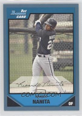 2007 Bowman Prospects Blue #BP82 - Ricardo Nanita /500
